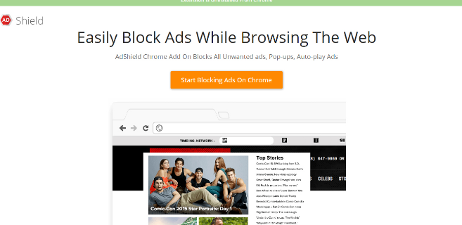 Video Ads Blocker adware